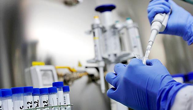 Investigació en un laboratori.