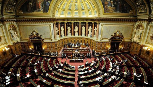 Imatge de l'Assemblea Nacional Francesa.