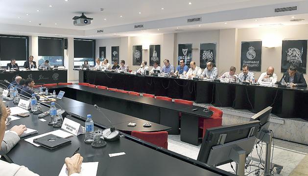 Assemblea General de l'ACB celebrada el 2019.
