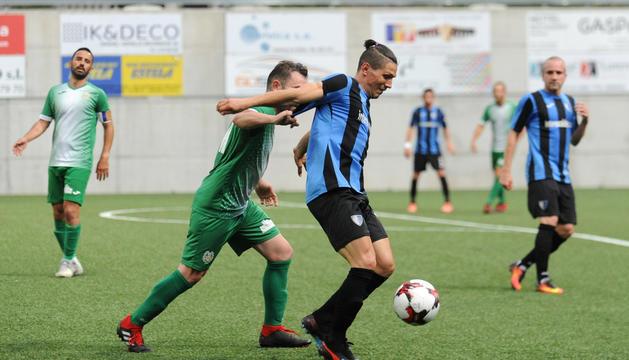 Duel de la Lliga Multisegur Assegurances entre Inter Escaldes i UE Sant Julià.