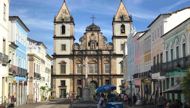 Centre històric de Salvador de Bahia