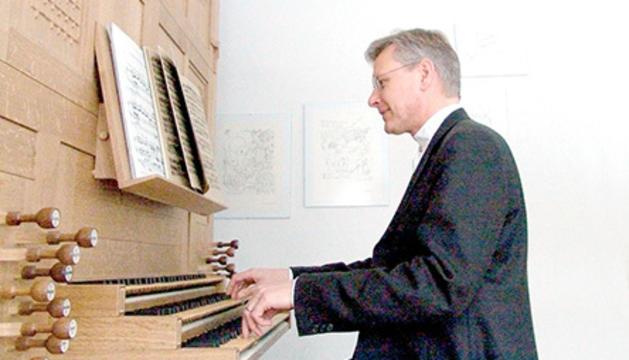 Darrer concert de la 20a edició, amb Ludger Lohmann.