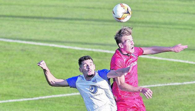 L'Inter Club d'Escaldes s'acomiada de la Lliga de Campions (2-1)