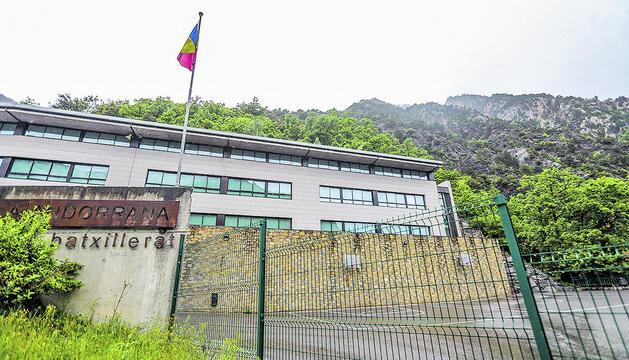 L'escola andorrana de Batxillerat de la Margineda.