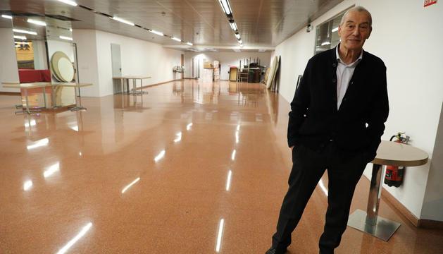 El conseller de la minoria demòcrata a Escaldes, Miquel Aleix.