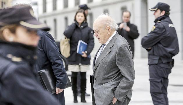 L'expresident de la Generalitat Jordi Pujol.