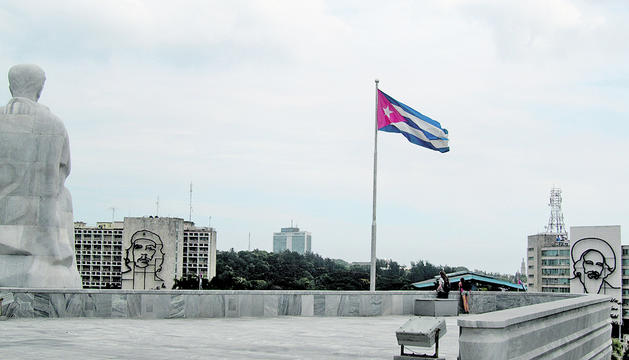 Plaça de la Revolució, L'Havana (Cuba)