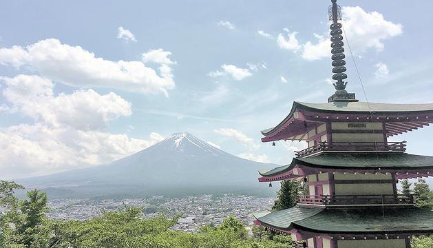 Mont Fuji, Japó