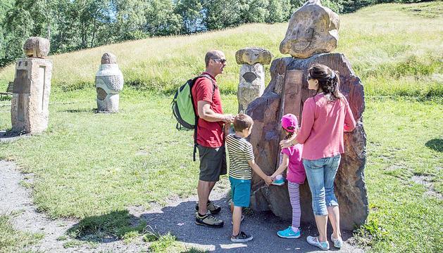 Els residents tenen predilecció per les activitats de natura.