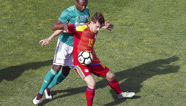 Andorra ja va jugar el 2018 un amistós contra els africans.