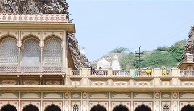 Galwar Bagh, Jaipur (Índia).