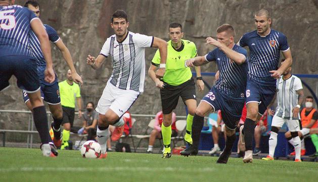 L'Engordany va caure ahir al Comunal davant l'FKZeta i queda fora de l'Europa League.