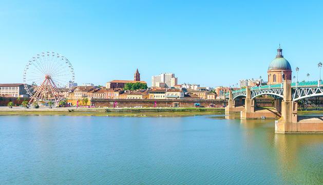 La ciutat de Toulouse.