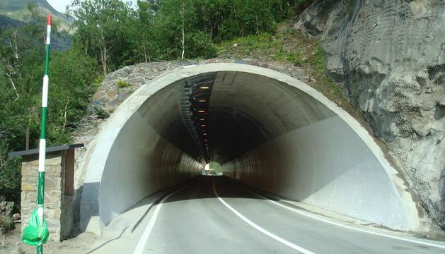 El túnel d'Arcalís