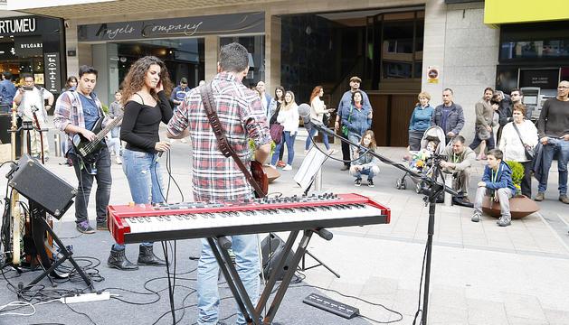 Una actuació del festival Jambo Street Music en una altra edició.