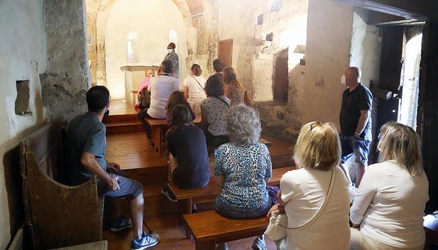 Tornen les visites guiades per Sant Julià de Lòria