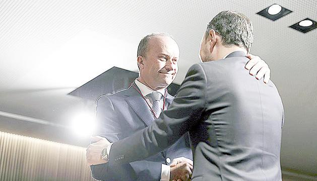 El concurs l'organitza el ministeri de Justícia, que encapçala Josep Maria Rossell.