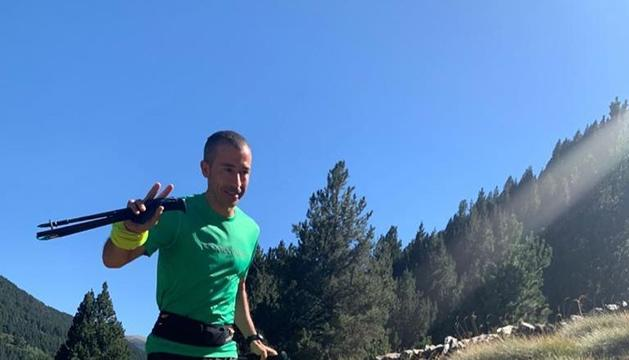 Gerard Berroia vol aconseguir l''Everesting'