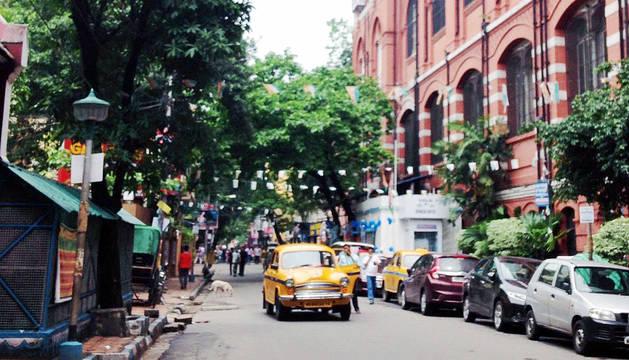 La zona zero del voluntariat a l'Índia