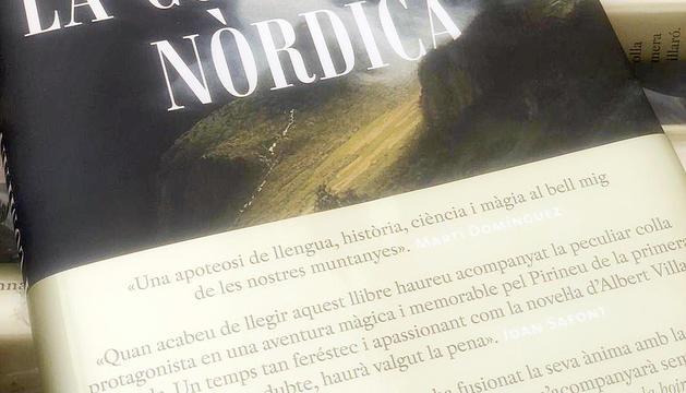 La novel·la 'La companyia nòrdica'.