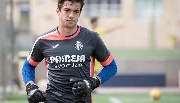 Iker Álvarez de Eulate va viure ahir un dia per recordar.