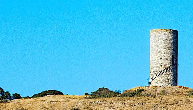 El pilar d'Almenara