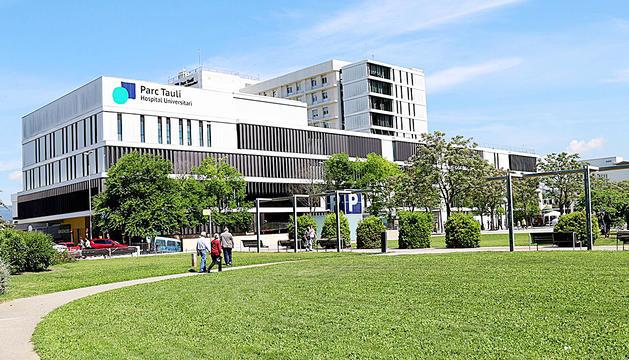 Està ingressat a l'hospital Parc Taulí de Sabadell.