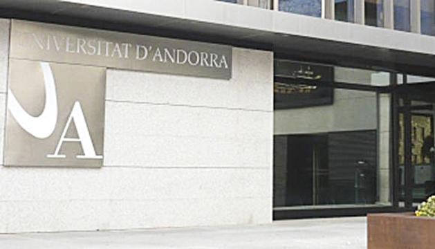 Les instal·lacions actuals de la Universitat d'Andorra.