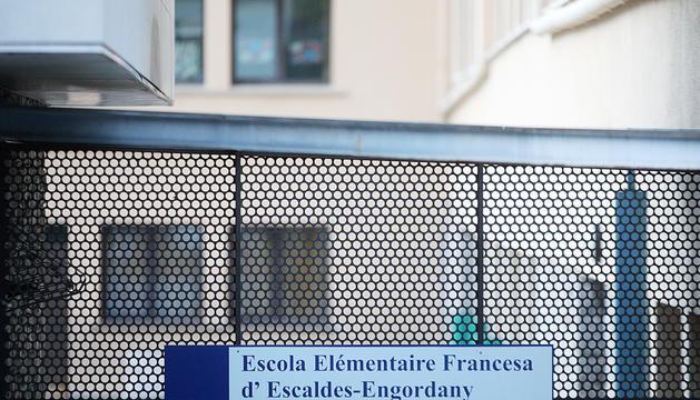 L'escola francesa d'Escaldes-Engordany.