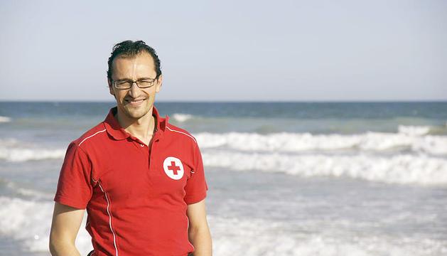 El president de Creu Roja Andorrana, Josep Pol.
