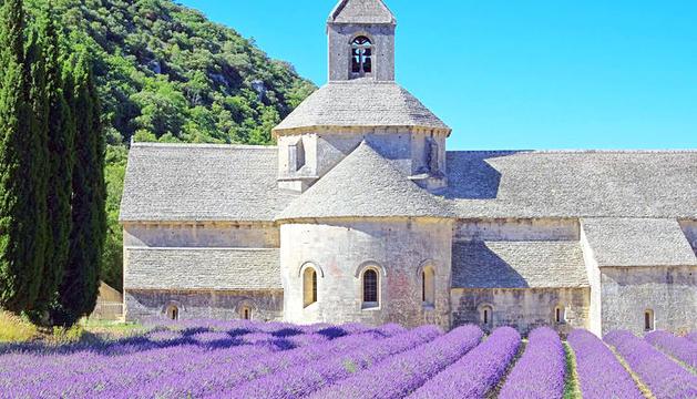 L'Abadia de Senanque