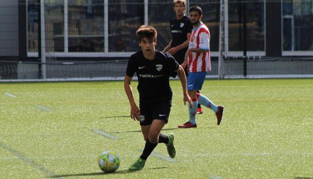 L'FC Andorra va jugar