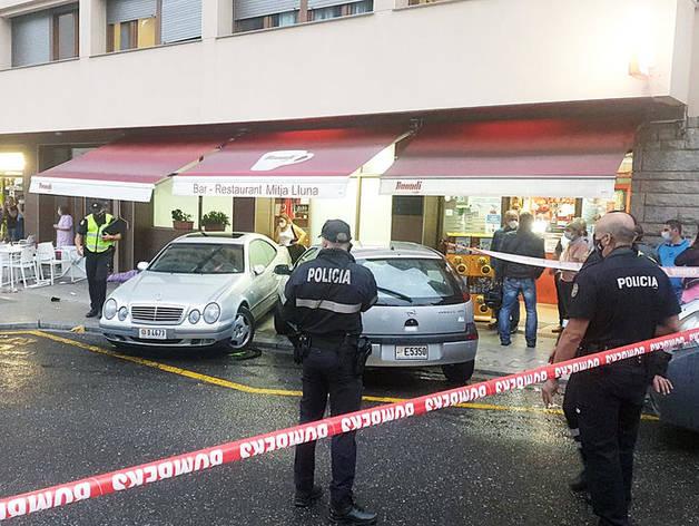 L'accident a Ciutat de Valls