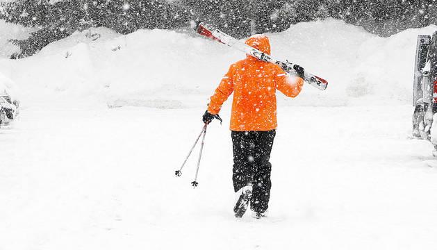 Encara es desconeix el protocol per esquiar.