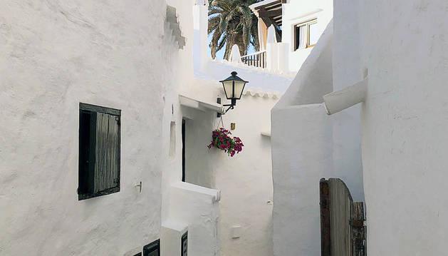 Binibeca Vell, Menorca
