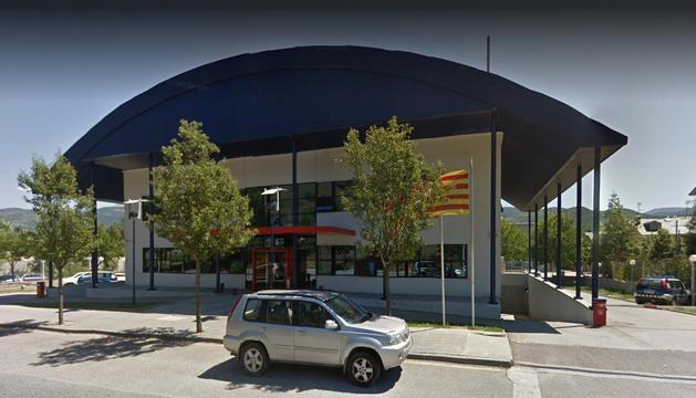 La comissaria dels mossos d'esquadra a la Seu.