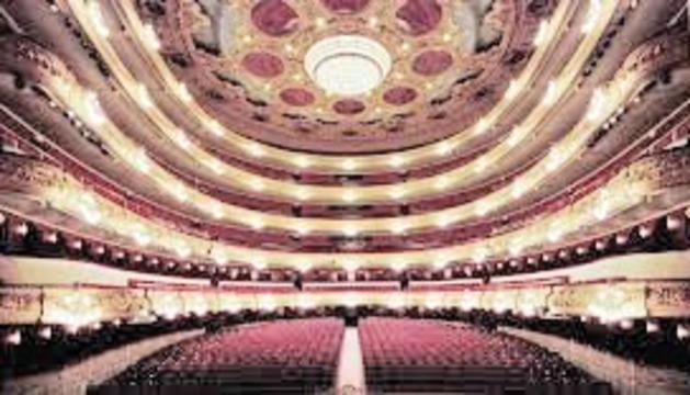 El món de l'òpera