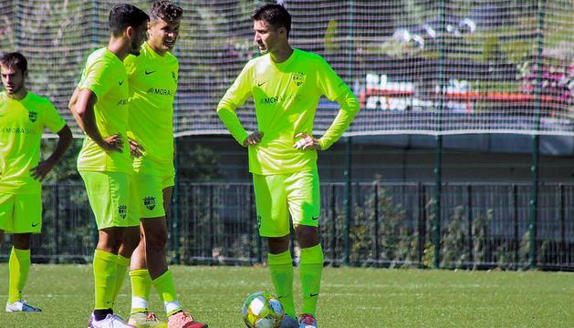 L'FCAndorra tindrà un començament molt exigent de temporada amb el nou format.