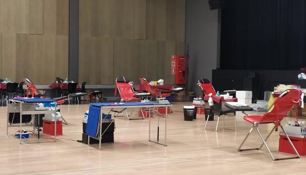 Nova campanya de donació de sang