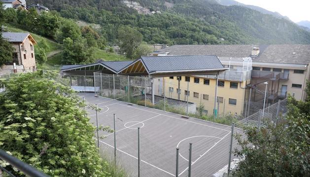 Escola francesa d'Escaldes