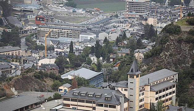 Escola Sant Ermengol.