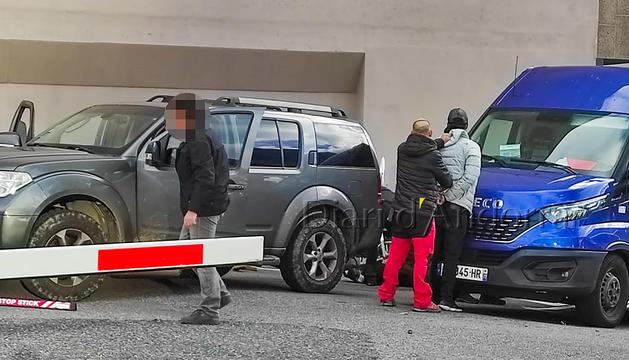 La detenció a Escaldes