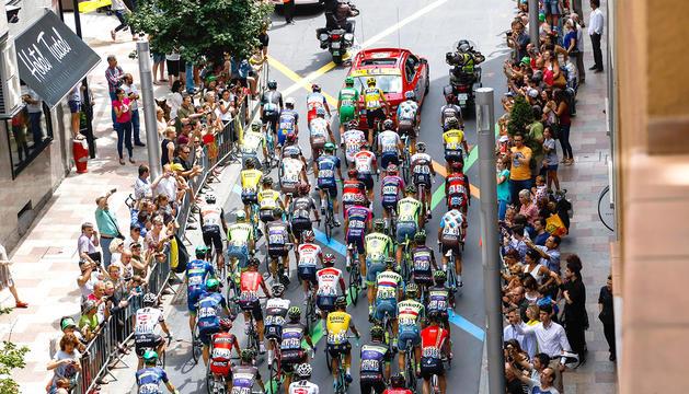 Andorra acollirà per sisena vegada l'arribada del Tour de França.