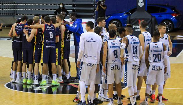El MoraBanc Andorra resol a la pròrroga un partit agònic
