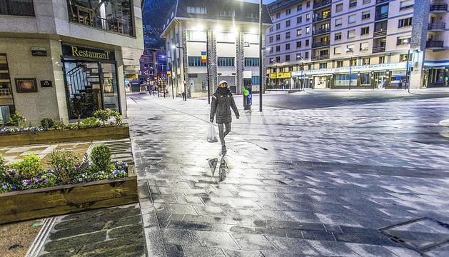 La nova seu d'Andorra Telecom es construirà a la plaça de The Cloud, a Andorra la Vella.