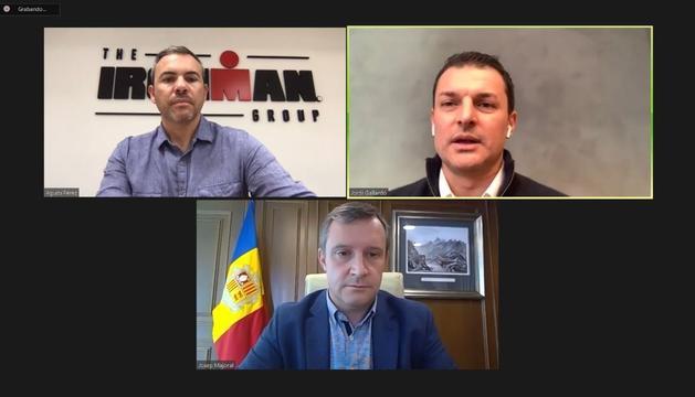 Presentació virtual de la prova a Andorra