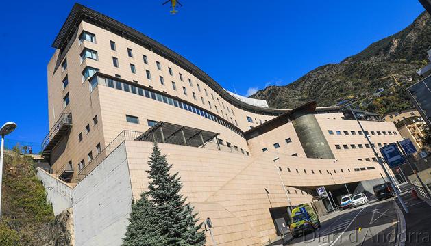 Hospital Nostra Senyora de Meritxell aquest octubre