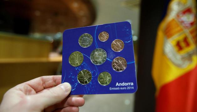 Estoig d'euros andorrans