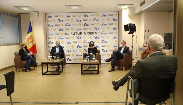 El debat celebrat per la CEA