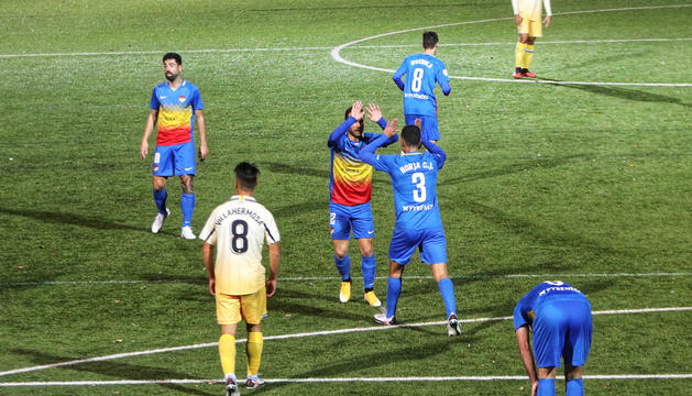 L'FC Andorra s'estrena a casa amb empat contra l'Espanyol B (2-2)